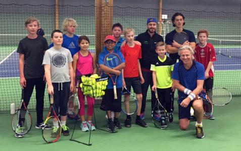 tennisskole barn oslo